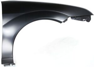Fender For 2005 2007 Ford Focus Front Passenger Primed Steel