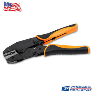 Wire Terminal Crimping Tool For Heat Shrink Connectors Terminal Crimping Pliers