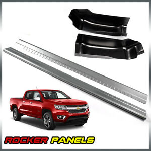 Rocker Panels Cab Corners For Chevy Silverado Gmc Sierra 1999 2006 Exended Cab