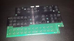 Tokheim Parts Mems Iv Keyboard New Style 420643 2