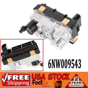 Turbo Electric Actuator Fit For Mercedes Chrysler Jeep 300 Lx Touring 6nw009543