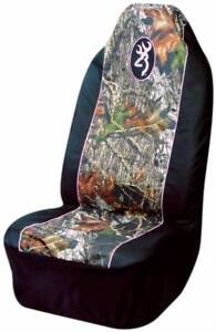 Spg Pull Over Mossy Oak Realtree Browning Seat Covers For Cars Trucks And Suv S