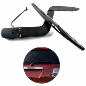 Rear Windshield Wiper Arm Blade For Gmc Acadia 2007 2008 2009 Saturn Outlook