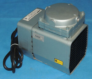 Gast Doa p707 fb Diaphragm Compressor Vacuum Pump 1 3 Hp 60 Psi Warranty