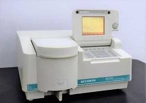 Beckman Du530 Uv vis Spectrophotometer Dna Rna Protein Single Cell Module