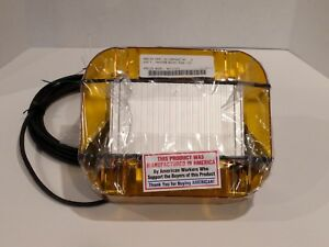 Whelen Strobe Flasher Light Assembly Freedom Micro Edge 12v Mcfled2a 010684067a0