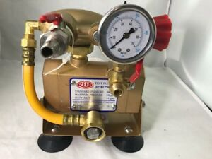Reed Drill powered Hydrostatic Test Pump Dphtp500
