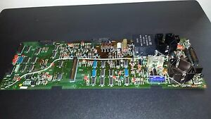 Gilbarco Gas Pump Parts Regulator Circuit Board Old Style Mpd a3 W01517 g1r
