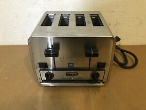 Waring Commercial Wct850 Heavy Duty Toaster 220v