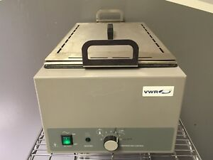 Vwr Model 1213 Heated Water Bath 18 5l Part No 9020984 W removable Tray