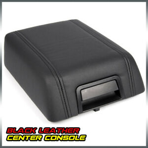 For 2004 2008 F 150 F150 Ford Parts Console Armrest Top Pad Lid New Black