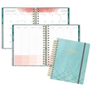 At a glance Inkwell Press Weekly monthly Live Well Planner Classic 7 X 9 New