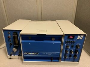 Gow mac Instrument Series 580 Gas Chromatograph Model 580 fid