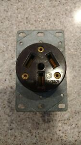 Slater 1008 0419 50 Amp Receptacle