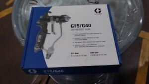 Graco G 15 Air Assist Airless Spray Gun