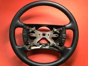 1998 2001 Dodge Ram 1500 2500 3500 Dakota Steering Wheel Cruise Equipped Oem