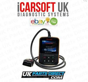 Toyota Ractis Diagnostic Scan Tool Reset Fault Code Reader Icarsoft I905