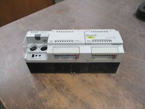 Moeller Compact Programmable Logic Controller Ps4 341 mm1 Power Supply 24vdc 1a
