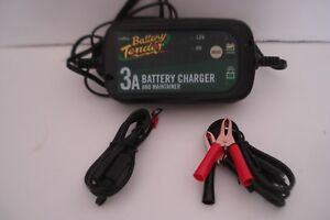 Deltran Battery Tender 3a Battery Charger And Maintainer 12v 6v 3 Amps Power