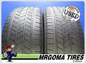 2 Michelin Energy Saver A S Green X M S 235 55 17 Used Tires Jaguar 99h 2355517