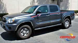 Fender Trim Stainless Steel Ftto211 For Toyota Tacoma With Oem Flares 2005 2013