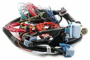Holley 534 147 Commander 950 Main Wiring Harness Replacement
