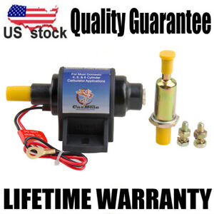 Micro Electric Fuel Transfer Pump Diesel 4 7 Psi 35gph 12v