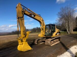 2004 Caterpillar 315cl Hydraulic Excavator With Hydraulic Thumb