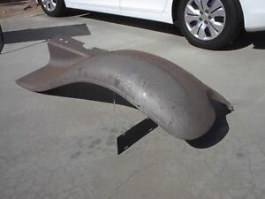 1930 Model A Ford Front Fender Right