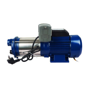 Jet Pump Centrifugal Water Pump Stainless 1300w 7 5 m3 h 220v Self suction