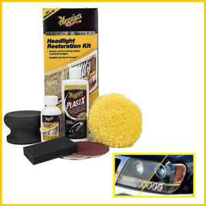 Meguiar s Car Suv Truck Headlight Restoration Kit Crystal Clear Lights
