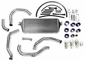 Hks Intercooler Kit Aluminum Type R Part 13001 af014 For 2008 2014 Wrx Sti