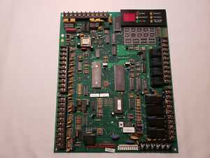 Silent Knight 5207 Fire Alarm Control Board