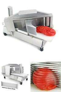 New Star Commercial Tomato Slicer Restaurant Cutter Industrial Machine Cutting