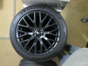 2015 2017 Ford Mustang Gt 5 0 19x9 5 Wheel Rim Performance Pack 2 Rims