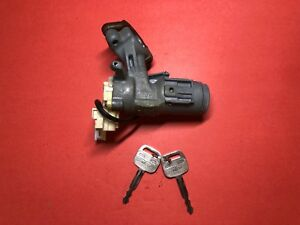 2000 2005 Toyota Celica Ignition Lock Cylinder Switch Assembly 2 Keys Used Oem