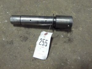 International Harvester 1066 Tractor Reverse Idler Shaft Tag 255