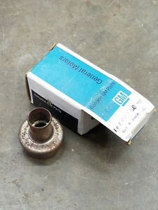 Pontiac Nos Engine Heater Nipple Hose Head Fitting Gm 499744 Ram Air Sd Ho 455