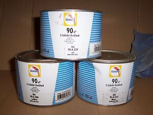 Glasurit 90 Line 90 m99 21 500ml Water Basecoat Basf Mixing Tinter