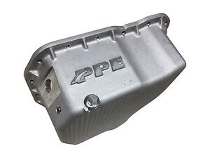 Duramax Engine Oil Pan Ppe Flat Bottom 2001 2010 Silverado Sierra Diesel 2500