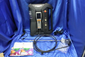 Testo 350 Gas Analyzer Fully Loaded Options With Probe
