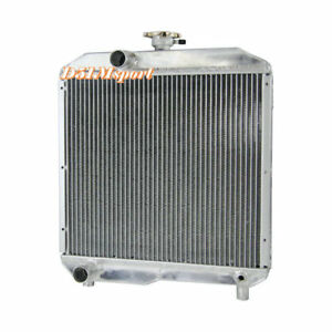Oem Sba310100291 Sba310100440 Tractor Radiator For Ford New Holland 1510 1710