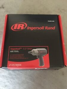 Ingersoll Rand 2135timax 1 2 Inch Air Impact Wrench Free Shipping 1 2 New