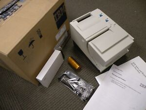 Ibm 4610 ti4 Suremark Thermal Pos Printer db9 serial rs232