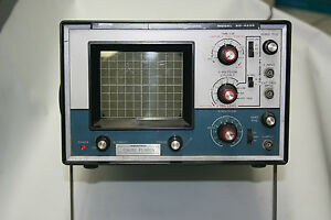 Heathkit Single Trace Oscilloscope so 4530