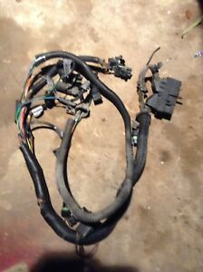 87 89 89 90 Jeep Cherokee 4 0 Engine Main Wiring Harness Fuel Injector Harness