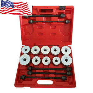 Bearing Race Seal Bush Driver Set Tool Kit Seal Bush Driver Set Sleeve Removal