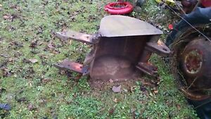 Used John Deere 24 Bucket For Loader Backhoe