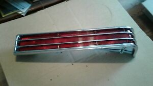 Passenger Right Tail Light Lamp Assembly Vintage Fits 1966 Chevy Caprice 5957716