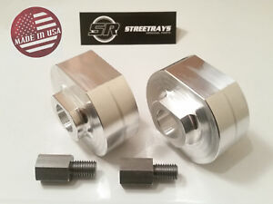Streetrays Billet Ford F150 Ranger Bronco 81 96 4wd 2 Leveling Lift Kit